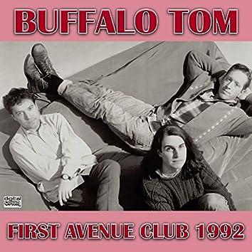 First Avenue Club 1992 (Live)