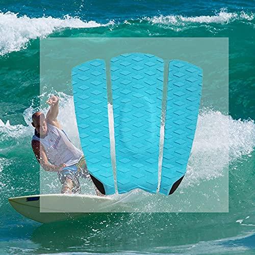 Alfombrilla antideslizante para tabla de surf para tabla de surf, almohadillas de tracción, almohadillas de tracción, almohadillas adhesivas para surf