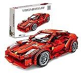 Symbol inFUNity Race Car Champions F 458 Italia (603 PCS) Building Blocks Compatible with Lego