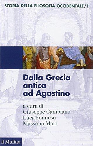 Storia della filosofia occidentale. Dalla Grecia antica ad Agostino (Vol. 1)