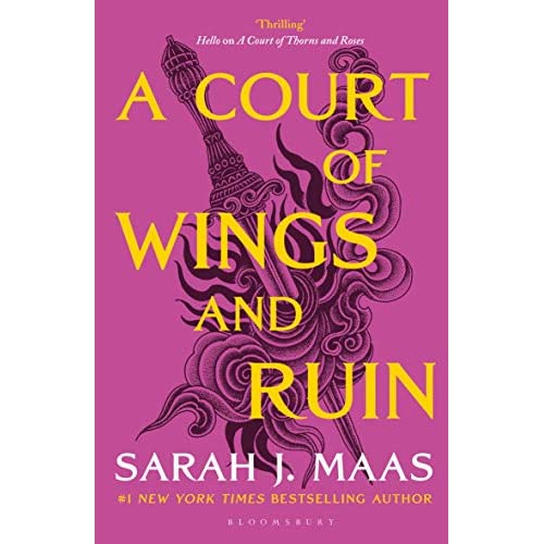 A Court of Wings and Ruin: The #1 bestselling series (A Court of Thorns and Roses Book 3) (English Edition)