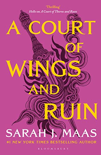 A Court of Wings and Ruin: The #1 bestselling series: 3