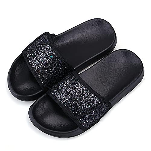 Zapatillas de Verano Niña Playa Zapatillas Sandalias Mujer Verano Interior Zapatillas Zapatos de Piscina para Niñas