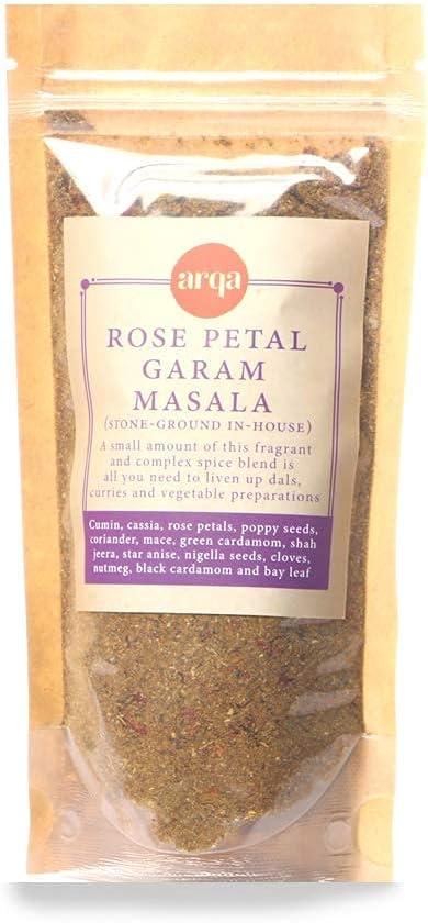 At the price Jexmon Arqa Rose Charlotte Mall Petal Garam 80g Foodhall Masala by