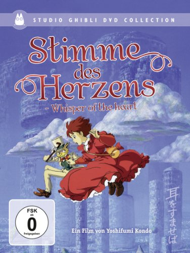 Stimme des Herzens - Whisper of the Heart (Studio Ghibli DVD Collection) [2 DVDs] [Special Edition]
