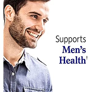 Probiotics for Men and Adults - Garden of Life Dr. Formulated Once Daily Men's Probiotics 50 Billion CFU, Digestive Health Daily Probiotic for Constipation Relief with Organic Prebiotic, 30 Capsules