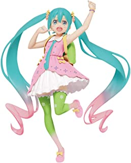 Taito Hatsune Miku Figure Original Spring Clothes ver. ~Renewal~ Renewal All 1 Type