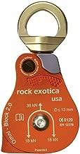 Rock Exotica P53 Omni-Block 2.0 Inch Swivel Pulley