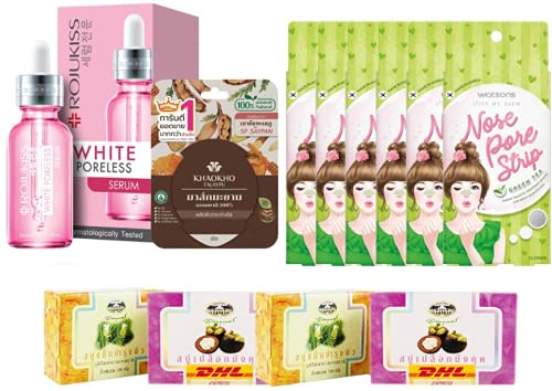 Set A66 Rojukiss Poreless Spasm price Serum Te Revitalize Sales of SALE items from new works Watsons Green 30Ml