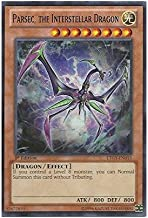 Yu-Gi-Oh! - Parsec, the Interstellar Dragon (LTGY-EN015) - Lord of the Tachyon Galaxy - 1st Edition - Common