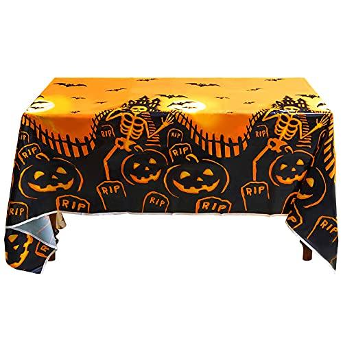 Mantel de halloween,Decoración de fiesta de Halloween Mantel ,Mantel murciélago de Halloween,halloween decoracion mesa,halloween decoracion
