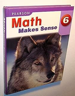 Math Makes Sense 6 WNCP