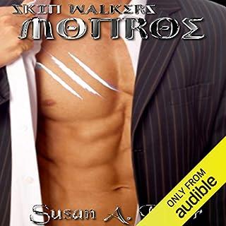 Skin Walkers: Monroe audiobook cover art