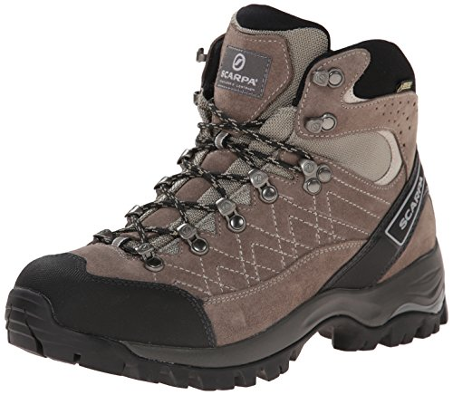 SCARPA Men's Kailash GTX-M, Cigar/Fog, 43.5 EU/10 1/3 M US