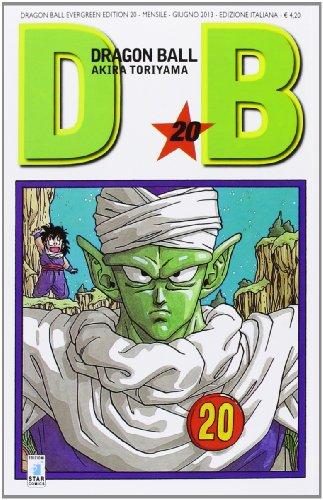 Dragon Ball. Evergreen edition: 20