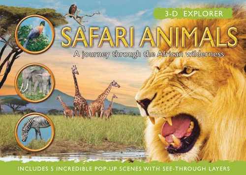 Safari Animals: A Journey Through the African Wilderness