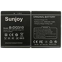 Todobarato24h Bateria Compatible con Doogee DG310 2000 mAh