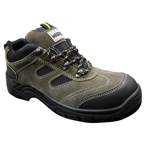 MAURER 15011605 Zapatos Seguridad Tiberina S1P Nº 43