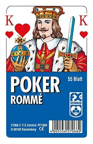 Ravensburger Spielkarten 27068 - Poker