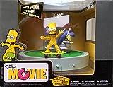 Mc Farlane - Figurine Simpsons Movie - Bart Skate Sonore 20cm - 0787926127478