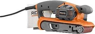 Ridgid ZRR2740 6.5 Amp 3-in X 18-in Heavy Duty Variable Speed Belt Sander (Renewed)