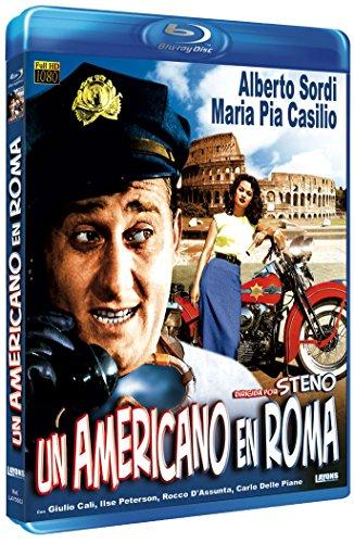 Un americano en Roma [Blu-ray]