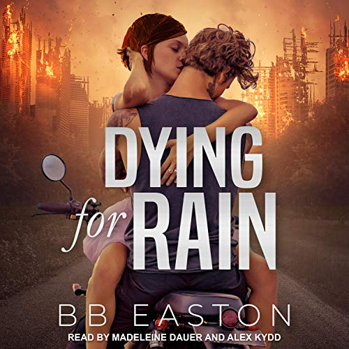 Dying for Rain  By  cover art