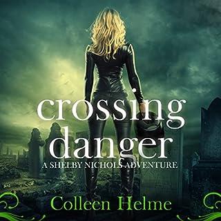 Crossing Danger audiobook cover art
