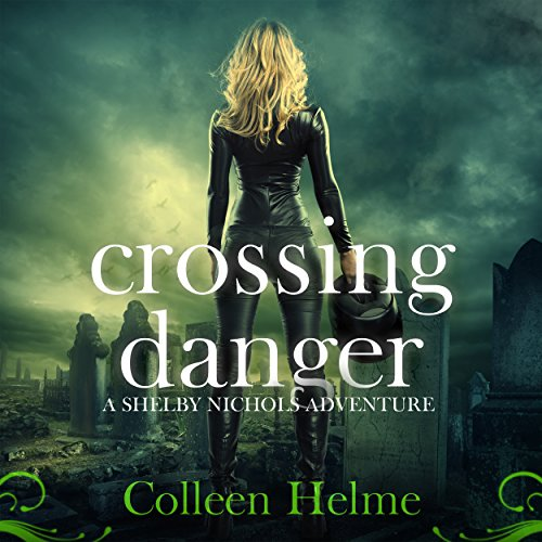 Crossing Danger audiobook cover art