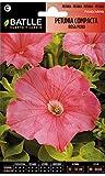 Semillas de Flores - Petunia Compacta rosa puro - Batlle