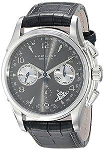 Hamilton Men's H32656785 Jazzmaster Chronograph Watch image