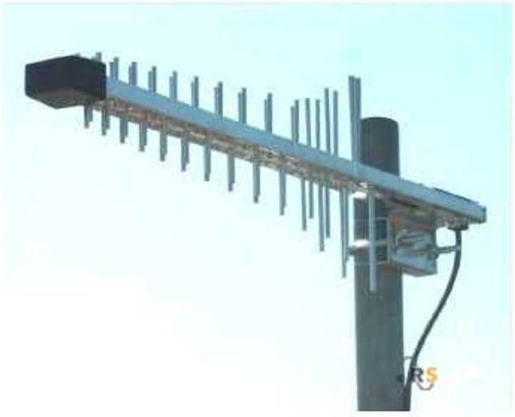 Wittenberg Antennen/Technik LAT 54 - Antena Exterior (gsm/UMTS, Cable de 10 my Adaptador FME)