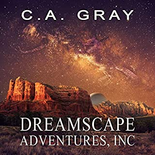 Dreamscape Adventures, Inc. audiobook cover art