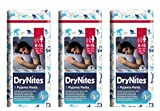 Huggies Drynites Pyjamahose für Jungen von 8-15 Jahren, 3 Stück