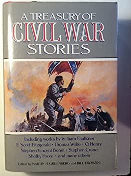 A Treasury of Civil War Stories 0517060132 Book Cover