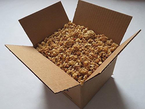 Bakery On Main | Vanilla Almond | Gluten-Free | Dairy Free | Non GMO Project Verified | Kosher | Bulk Granola | 22 Pound Box, 352 Ounce