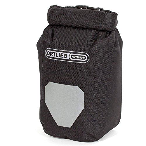 Ortlieb Aussentasche für Radtaschen, Schwarz, 20 x 12 x 7.5 cm, 1.8 Liter
