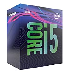 6 Cores/ 6 Threads 2. 90 GHz up to 4. 10 GHz Max Turbo Frequency/ 9 MB cache Compatible only with Motherboards based on Intel 300 Series chipsets Processor Graphics - Intel UHD Graphics 630 Intel Optane Memory supported Note: 2.9 GHz is a base freque...