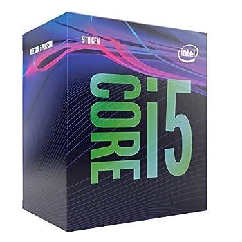 Intel Core i5-9400 Desktop Processor 6 Cores 2 90 GHz up to 4 10 GHz Turbo LGA1151 300 Series 65W Processors BX80684I59400