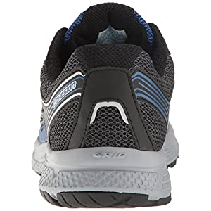Saucony Men's Cohesion Running Shoe, Royal/Black, 10 M US