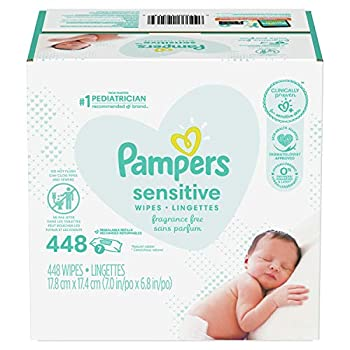 Pampers Sensitive, Baby Wipes