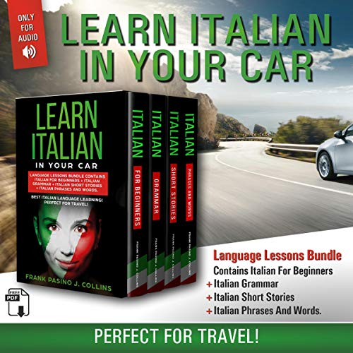 Learn Italian in Your Car cover art