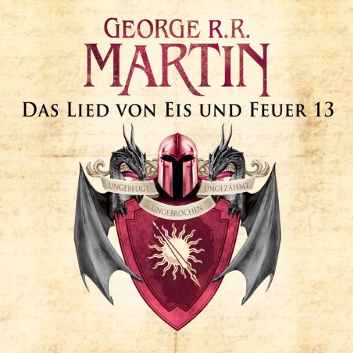 Game of Thrones - Das Lied von Eis und Feuer 13 audiobook cover art