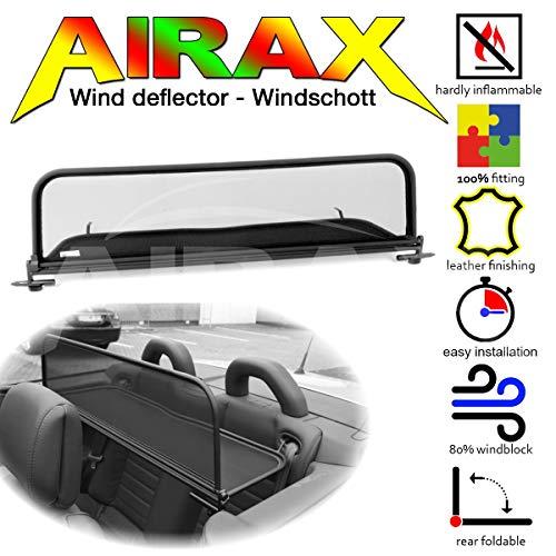 Airax Windschott für Megane II Typ M Windabweiser Windscherm Windstop Wind deflector déflecteur de vent