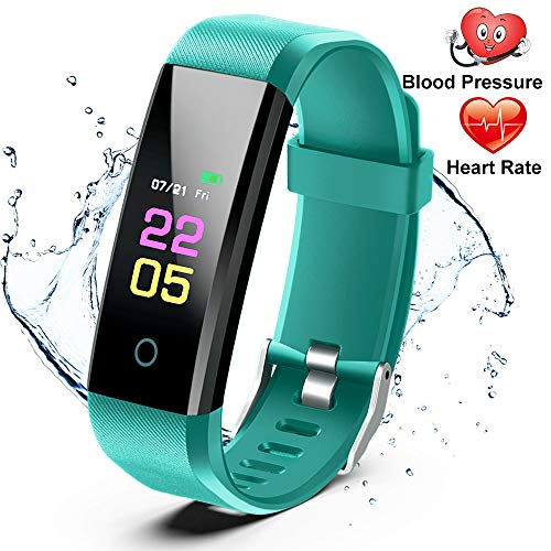 Fitness Trackers- Activity Tracker Watch with Heart Rate...