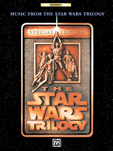 Music from The Star Wars Trilogy : special edition for trumpet