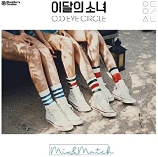 Monthly Girl Odd Eye Circle - [Mix&Match] Limited Mini Album CD Package K-POP SELAED Loona