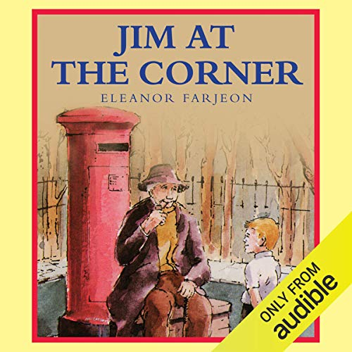 Jim at the Corner cover art