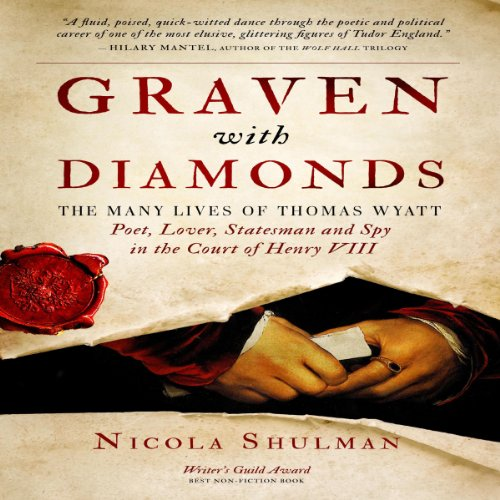 Graven With Diamonds audiobook cover art