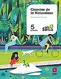 Ciencias de la naturaleza. 5 Primaria. Más Savia. Asturias